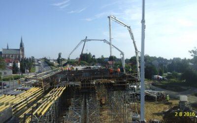 Budowa Drogi Ekspresowej S-19 naodcinku węzeł Sokołów Małopolski Północ (bezwęzła) – Stobierna