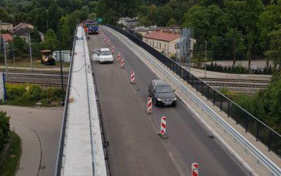 Remont wiaduktu wCiechanowie