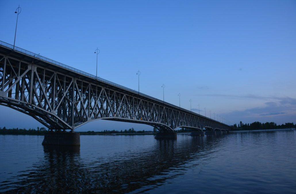 Przebudowa Mostu Legionów Józefa Piłsudskiego przezrzekę Wisłę wPłocku