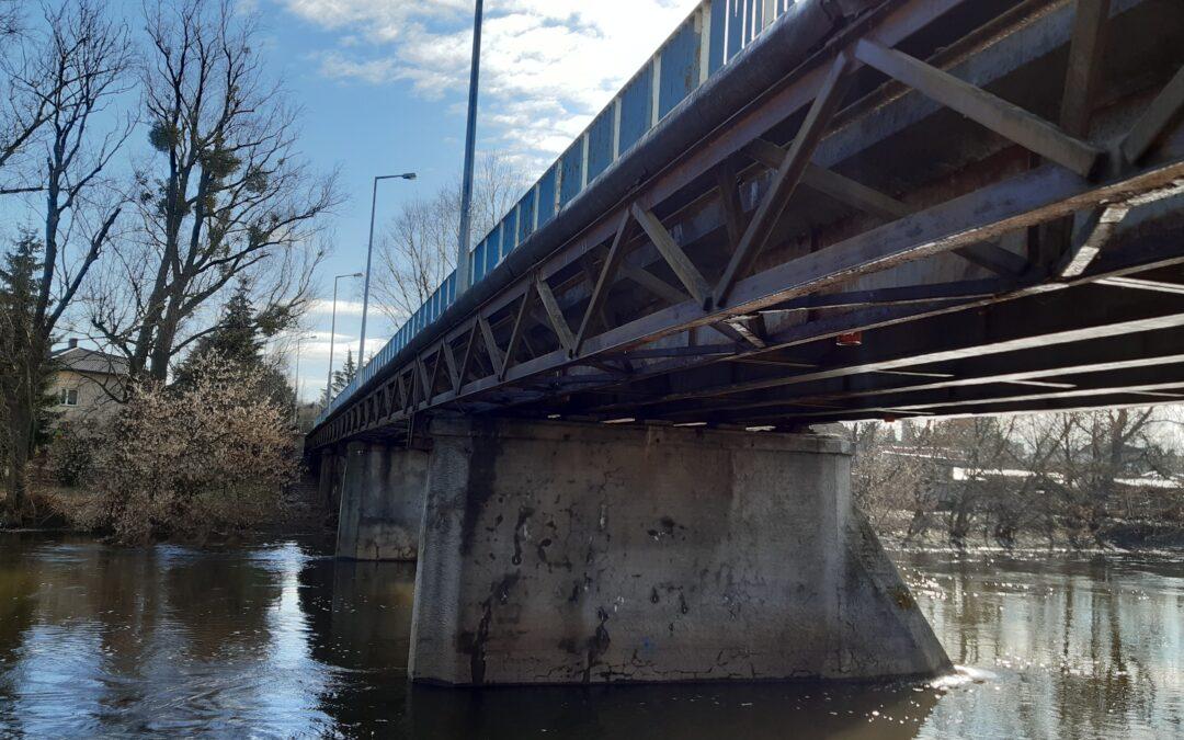 Rozbudowa mostu narzece Bzura, relacji Młodzieszyn-Sochaczew