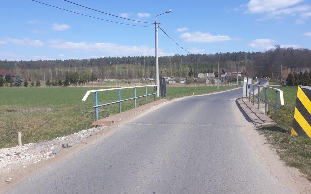 Przebudowa mostu narzece Słupiance